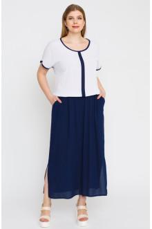 "Платье ""Лина"" 5294 (Белый)"
