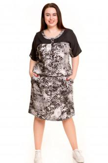 Платье 438 Luxury Plus (Леопард)